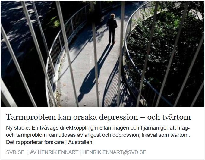 Tarmproblem kan orsaka depression - och tvärtom.PNG